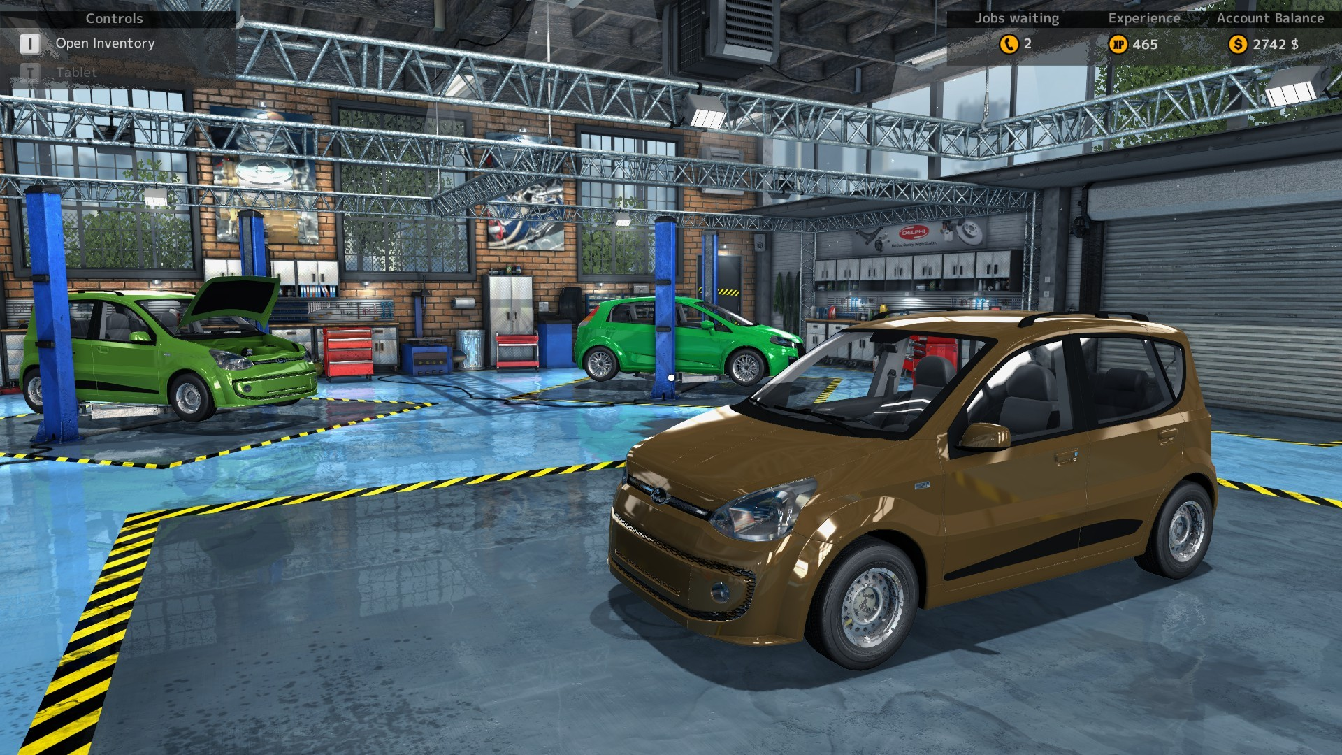 Car mechanic simulator 2015 торрент.