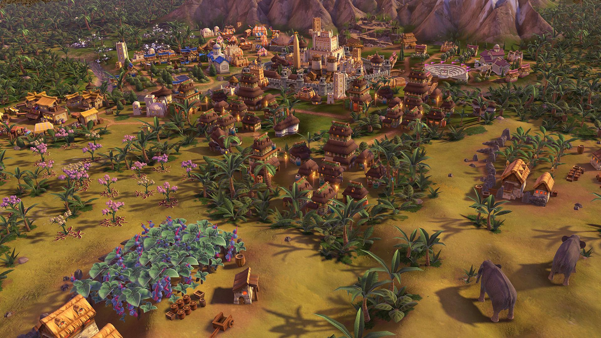 Sid meier's civilization vi | macosx free download | macgames-download.
