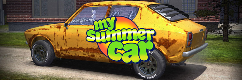 My summer car русский язык торрент