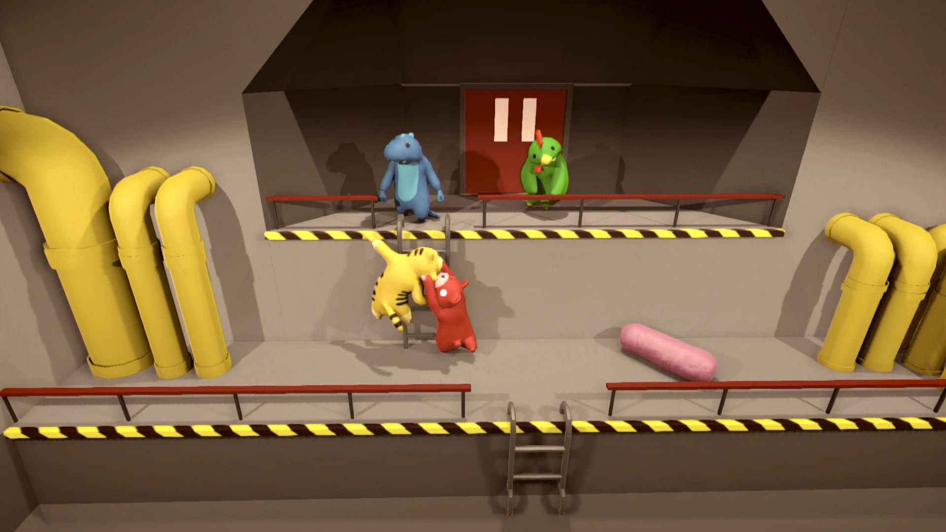 Скачать игру gang beasts (2015) на пк через торрент бесплатно на.