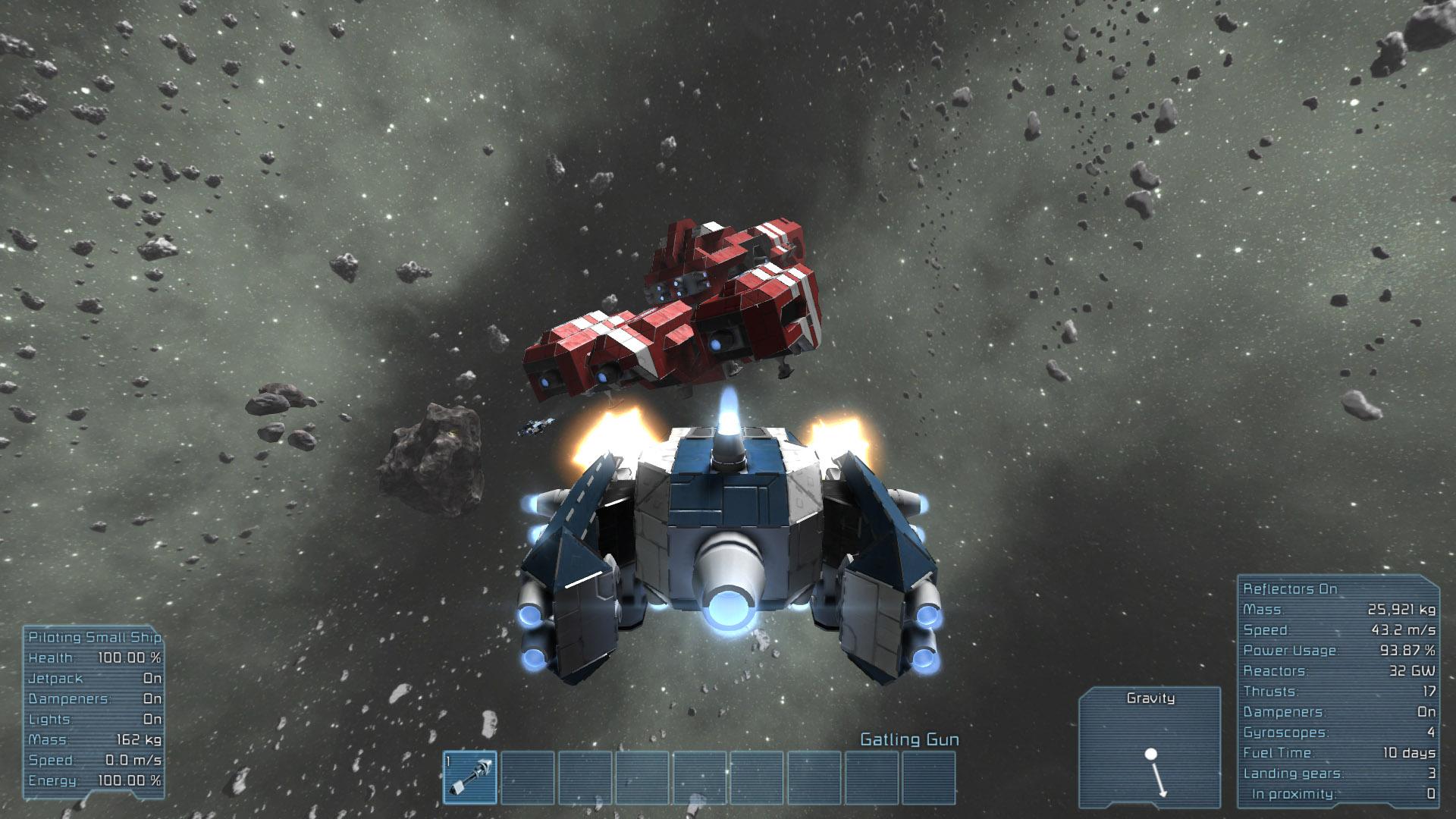 Скачать space engineers через торрент на компьютер