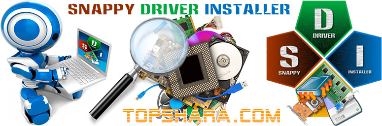 Snappy Driver Installer 2017 – Торрент
