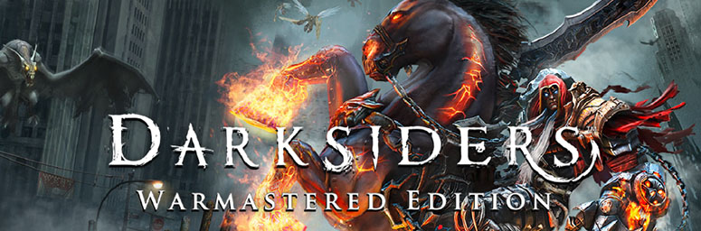 Darksiders Warmastered Edition - Торрент