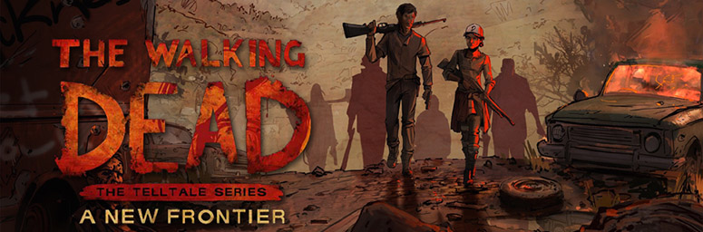 The Walking Dead: A New Frontier - Торрент