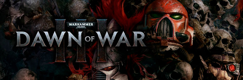 Warhammer 40,000: Dawn of War III - Торрент