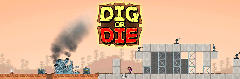 Dig or Die v0.34 Build 608 - Торрент