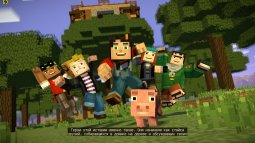 Minecraft: Story Mode - Season Two - Episode 1-5