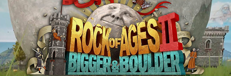 Rock of Ages 2: Bigger & Boulder -Торрент