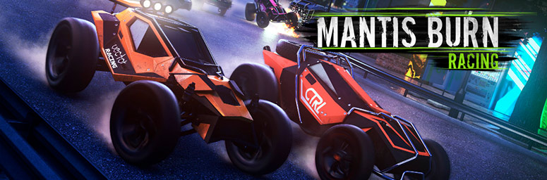 Mantis Burn Racing - Battle Cars - Торрент