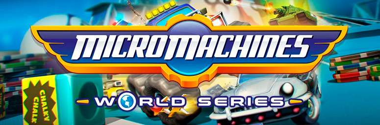 Micro Machines World Series - Торрент