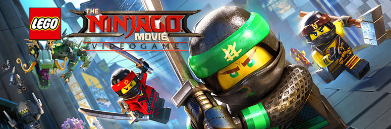 The LEGO NINJAGO Movie Video Game - Торрент