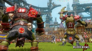 Blood Bowl 2 - Legendary Edition - Торрент