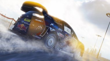 WRC 7 FIA World Rally Championship - Торрент