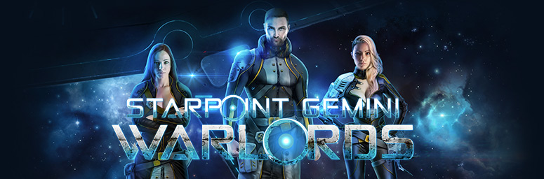 Starpoint Gemini: Warlords - Торрент
