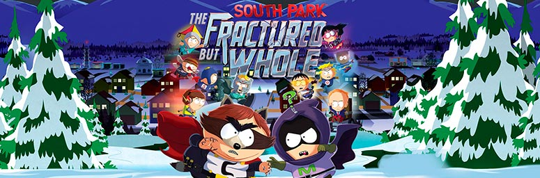 South Park: The Fractured But Whole - Торрент