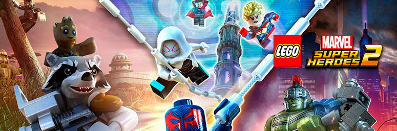 LEGO Marvel Super Heroes 2 - Торрент