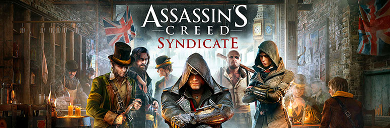 Assassin's Creed: Syndicate на русском - Торрент