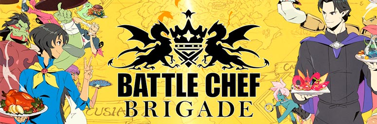 Battle Chef Brigade на русском языке - Торрент