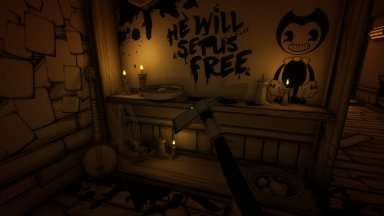 Bendy and the Ink Machine – игра в разработке