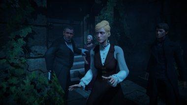 Игра: Black Mirror 2017 для ПК - Торрент
