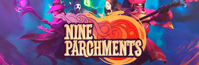 Nine Parchments на русском языке - Торрент
