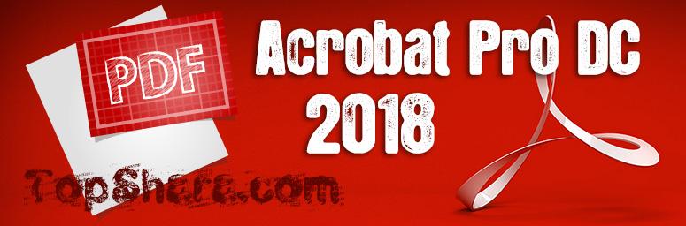 Acrobat Pro DC 2018 + Код активации