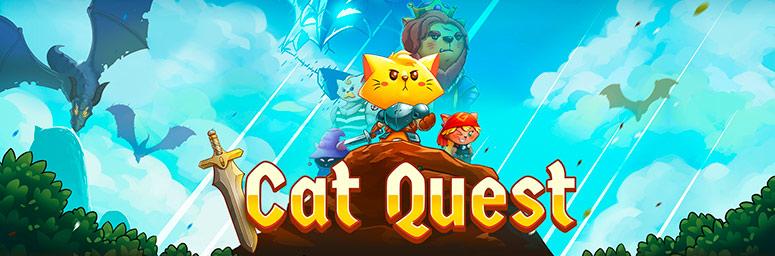 Cat Quest на русском языке - Торрент