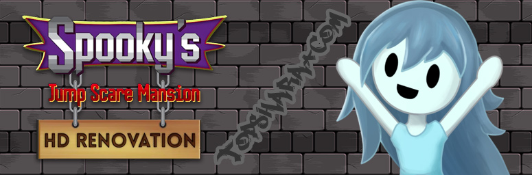 Spooky's Jump Scare Mansion последняя версия – Торрент