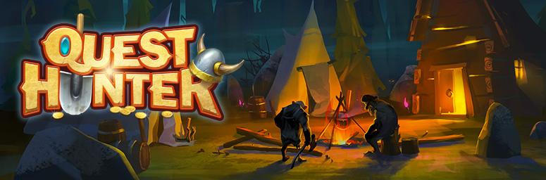 Quest Hunter – игра на стадии разработки