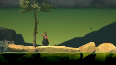 Getting Over It with Bennett Foddy v1.5.7