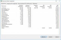 Отображение скорости Интернет-соединения в панели задач Windows