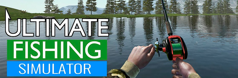 Ultimate Fishing Simulator v0.2.2.167 - Торрент