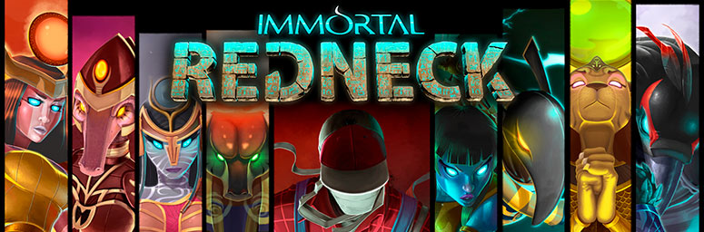 Immortal Redneck v1.3.3 - Торрент