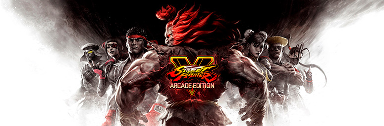 Street Fighter V: Arcade Edition - Торрент