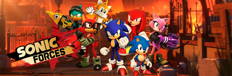 Sonic Forces v1.04.79 + 6 DLC - Торрент
