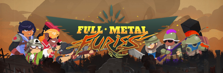 Full Metal Furies на русском – Торрент