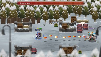 Full Metal Furies v1.0.1 на русском – Торрент