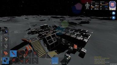 Stationeers - игра в процессе разработки