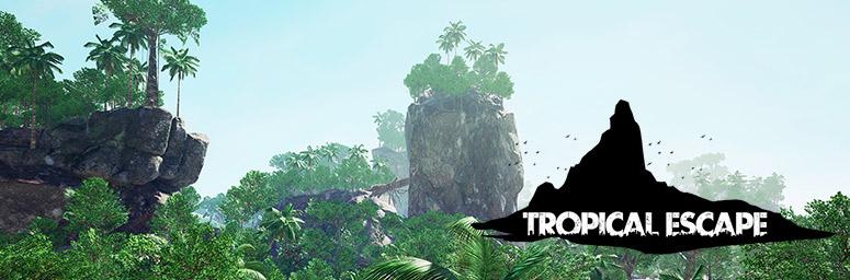 Tropical Escape на русском языке - Торрент