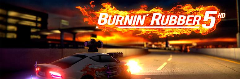 Burnin Rubber 5 HD полная версия - Торрент