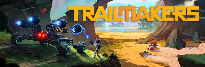 Trailmakers – игра в процессе разработки