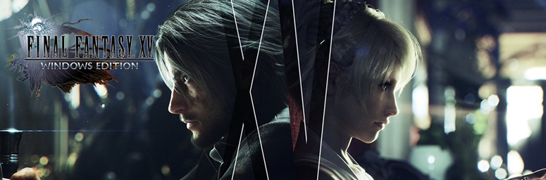 Final Fantasy XV Windows Edition - Торрент