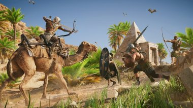 Assassin's Creed: Origins v1.2.1 + DLC's - Торрент