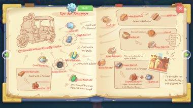 My Time At Portia - игра на стадии разработки