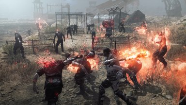 Metal Gear Survive на русском языке - Торрент