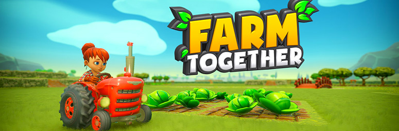 Farm Together на русском – игра в разработке
