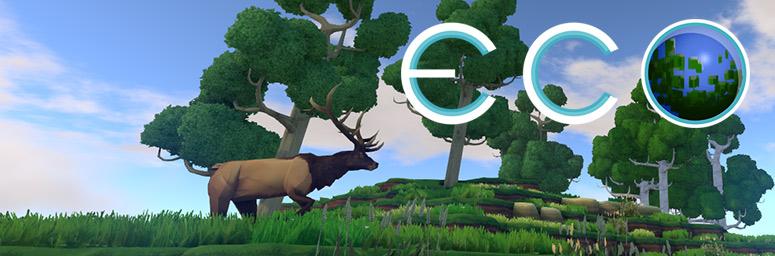 Eco - игра на стадии разработки - Торрент