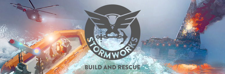 Stormworks: Build and Rescue – Торрент