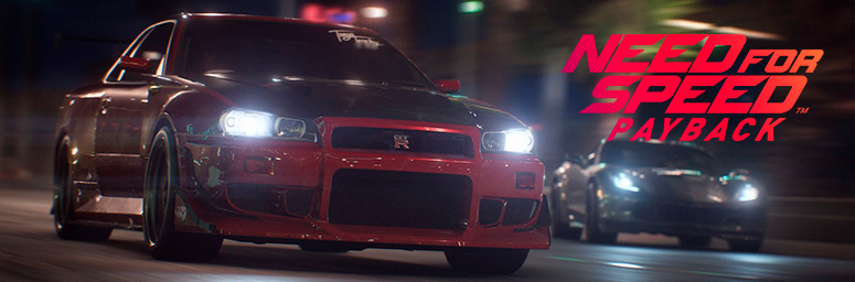 Need for Speed: Payback на ПК - Торрент