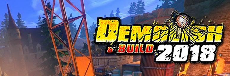 Demolish & Build 2018 полная версия - Торрент
